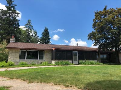 Single Family Home Active Contingent With Offer: 291 West Front St