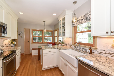 Whitefish Bay Single Family Home For Sale: 4735 N Woodruff Ave