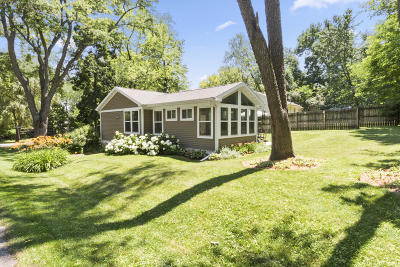 Delavan Single Family Home For Sale: 4131 Spruce St