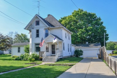 Watertown Single Family Home For Sale: 807 Hart St