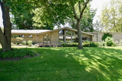 Milwaukee County Single Family Home Active Contingent With Offer: 911 E Wahner Pl