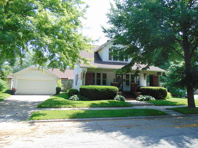 Sheboygan Single Family Home For Sale: 2127 S 9th St