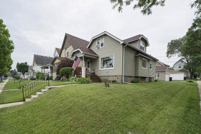 West Allis Single Family Home Active Contingent With Offer: 1103 S 57th St