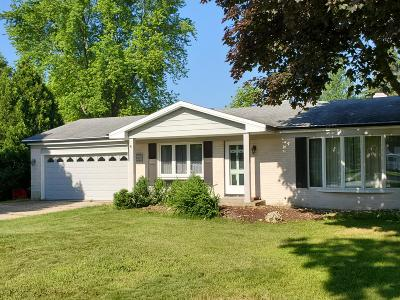 West Bend Single Family Home Active Contingent With Offer: 700 S 18th Ave