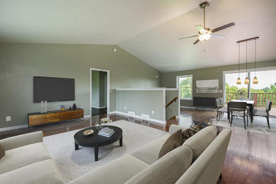 Cedar Grove Single Family Home Active Contingent With Offer: W4432 County Rd G