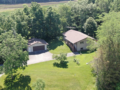 Watertown Single Family Home Active Contingent With Offer: N1826 County Road E