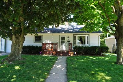 Watertown Single Family Home Active Contingent With Offer: 709 Werner St