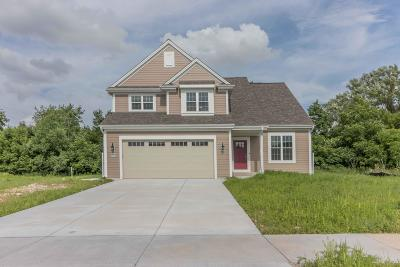 Single Family Home For Sale: W235n6588 Outer Circle Dr