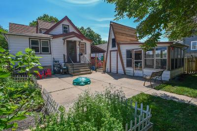 Milwaukee Single Family Home For Sale: 626 S 62nd St