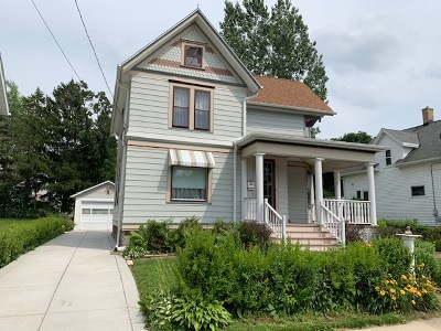 Watertown Single Family Home For Sale: 701 S Tenth St
