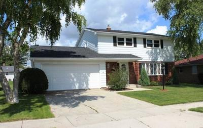 Sheboygan Single Family Home For Sale: 1716 N 28th St