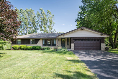 Single Family Home For Sale: 215 E State Rd