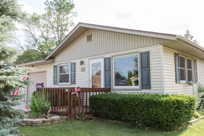 Sheboygan Falls Single Family Home Active Contingent With Offer: 717 David Ave