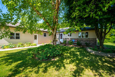 Belgium Single Family Home Active Contingent With Offer: 145 S Heritage St