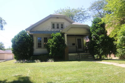 Milwaukee Single Family Home Active Contingent With Offer: 1223 N 55th St