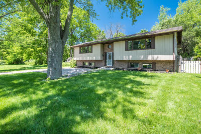 Pleasant Prairie WI Single Family Home For Sale: $249,900