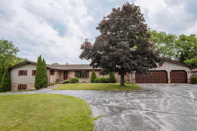 Richfield, Hubertus Single Family Home Active Contingent With Offer: W216n14361 Springside Ln