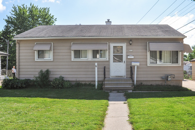 Milwaukee Single Family Home For Sale: 3012 S 66th St