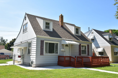 Milwaukee Single Family Home For Sale: 3527 N 99th St