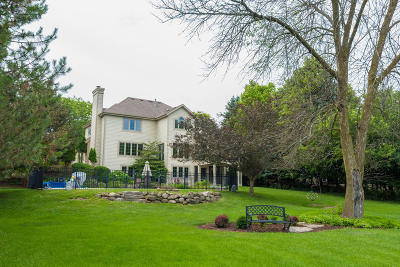 Pewaukee Single Family Home Active Contingent With Offer: W261n2522 Deer Haven Dr