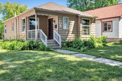 Milwaukee Single Family Home For Sale: 3460 S Ahmedi Ave