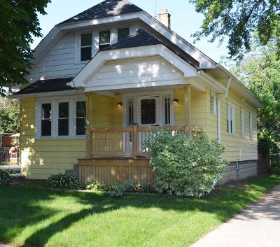 West Allis Single Family Home Active Contingent With Offer: 927 S 96th St