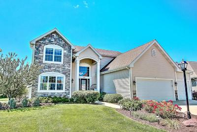 Grafton Single Family Home Active Contingent With Offer: 2107 Willow Pond Way