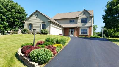 Oconomowoc Single Family Home Active Contingent With Offer: N65w34270 Timberline Rd