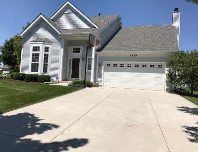 Bristol Single Family Home Active Contingent With Offer: 8420 204th Cir