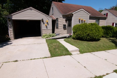 Sheboygan Single Family Home Active Contingent With Offer: 1714 S 9th St
