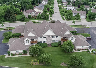 Waukesha Condo/Townhouse Active Contingent With Offer: 2107 Broken Hill Rd #5