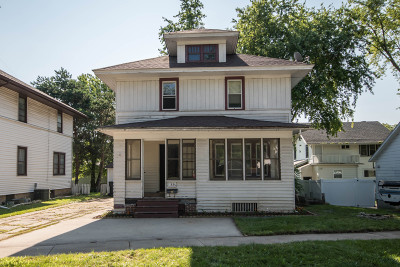 Mayville Single Family Home For Sale: 350 Furnace St