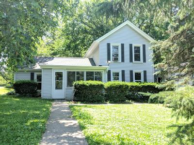 East Troy Single Family Home For Sale: 2809 Main St