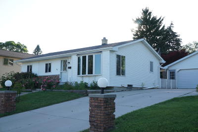 Sheboygan Single Family Home Active Contingent With Offer: 2312 Pennsylvania Ave