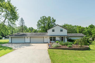 Franklin Single Family Home For Sale: 12023 W Woods Rd