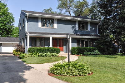 Single Family Home Active Contingent With Offer: 743 N 79th St