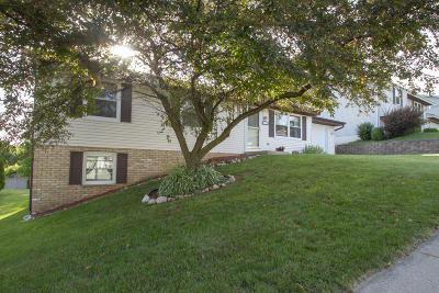 West Bend Single Family Home Active Contingent With Offer: 900 Squire Ln