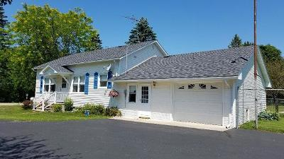 Menominee Single Family Home For Sale: N2494 Cty Rd 577