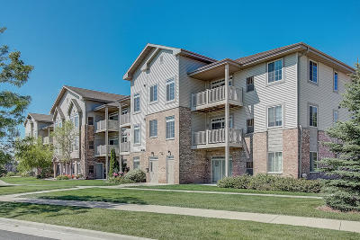 Jackson Condo/Townhouse For Sale: W197n16925 Stonewall Dr #104