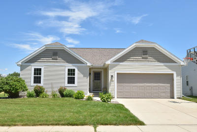 West Bend Single Family Home For Sale: 307 Reeds Dr