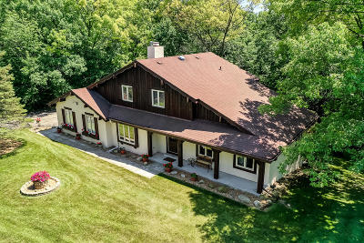 Single Family Home Active Contingent With Offer: 4293 Upland Dr