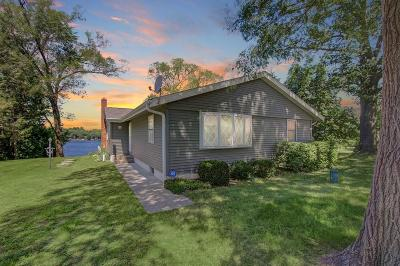 Pardeeville Single Family Home Active Contingent With Offer: N7451 State Road 44