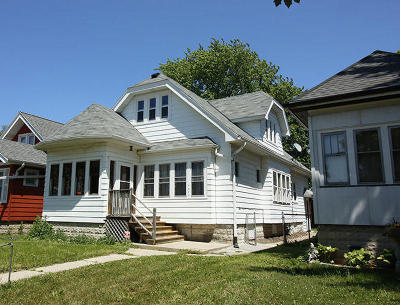 Milwaukee Single Family Home For Sale: 4624 N 41st