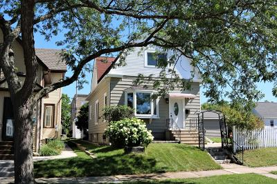 Milwaukee County Single Family Home For Sale: 602 Madison Ave