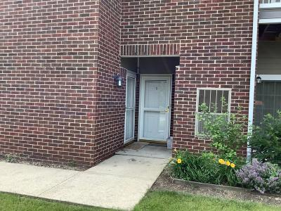 Kenosha Condo/Townhouse Active Contingent With Offer: 6865 99th Pl #B