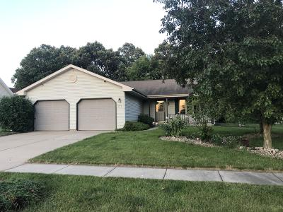 Fort Atkinson Single Family Home For Sale: 612 Shah