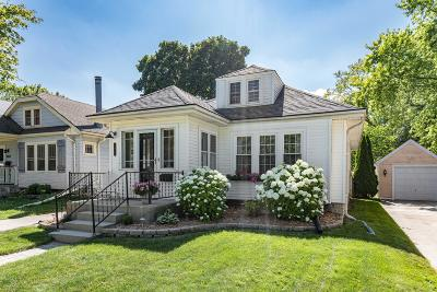 Single Family Home Active Contingent With Offer: 5065 N Berkeley Blvd