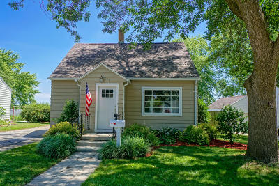 Watertown Single Family Home Active Contingent With Offer: 217 Fremont St