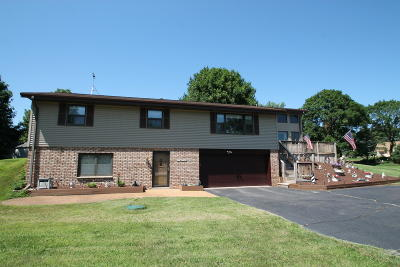 Single Family Home Active Contingent With Offer: S79w33298 Forseth Dr