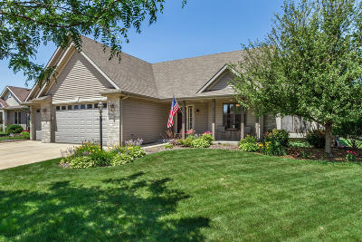 Kenosha Single Family Home Active Contingent With Offer: 5116 33rd St